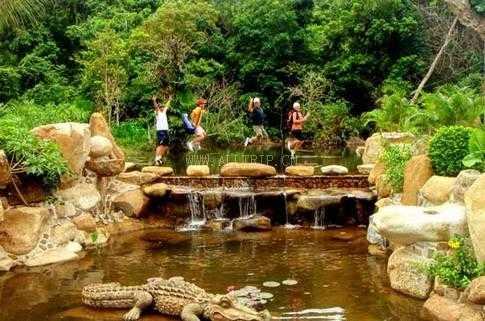 呀诺达热带雨林一日自由行门票、餐优惠预订