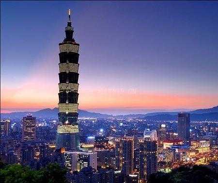 台湾直飞经典全景8天