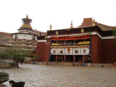 西藏全景之旅-拉萨纳木措林芝日喀则八日游