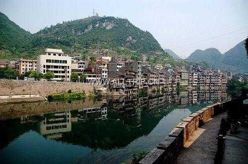 贵阳都镇远古城、舞阳河二日游/周末去贵州镇远旅游路线