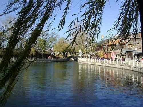 北京相声表演★看香山红叶★长河湾慈禧水道★天安门