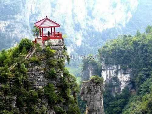 北京到三峡旅游线路:重庆、武隆、天坑地缝、丰都鬼城、长江三峡、宜昌双卧九日游