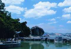 北京到福建旅游:武夷山、天游峰、九曲溪竹筏漂流双卧5日旅游