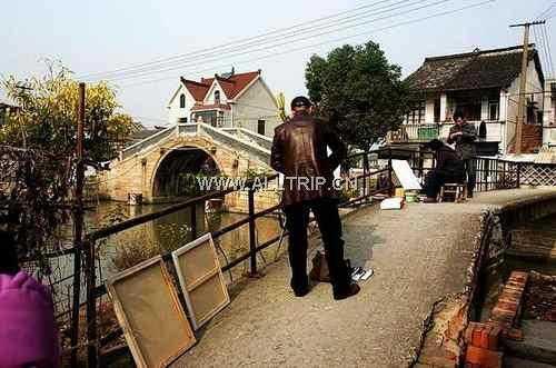 新场古镇图片 上海新场古镇景点图片 上海新场古镇景点图片 全程旅游高清图片