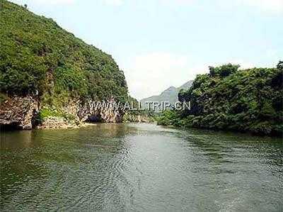 连州地下河、煌川三峡二天游