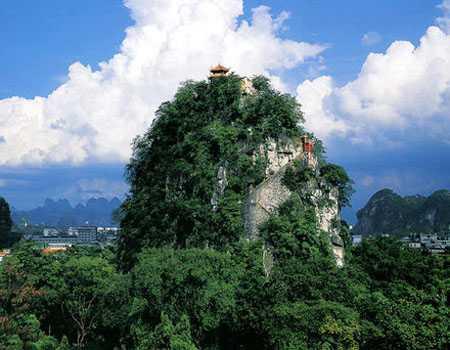 北京到广西桂林漓江、北海德天通灵峡谷古东冠岩龙脊双卧11日游