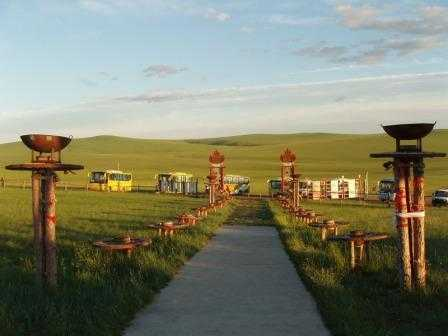 北京到呼伦贝尔草原旅游-呼伦贝尔休闲牧羊养心之旅双飞4日游