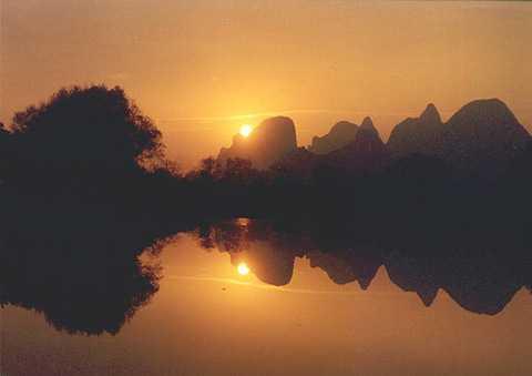 桂林醉美6日游_哈尔滨去桂林旅游_哈尔滨到广西双飞 广西机票