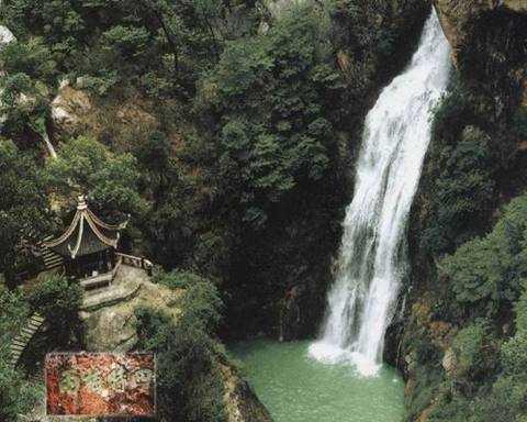 天成奇峡、和平古镇、寨下大峡谷二日游