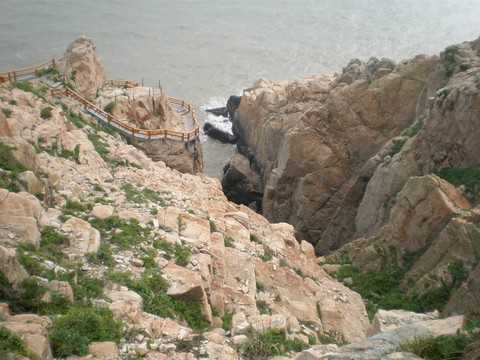 嵊泗列岛、基湖海滨浴场、渔家风情、大悲山环岛游三日游