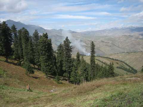 新疆乌鲁木齐天山大峡谷一日游