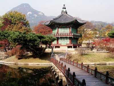 春节去韩国旅游推荐|南宁到韩国首尔一地四日游【含滑雪】TM
