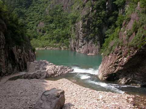 中国四大名屿——江心屿(约1小时)
