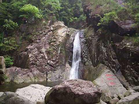 浙西大峡谷、神龙川[双溪漂流]二日游