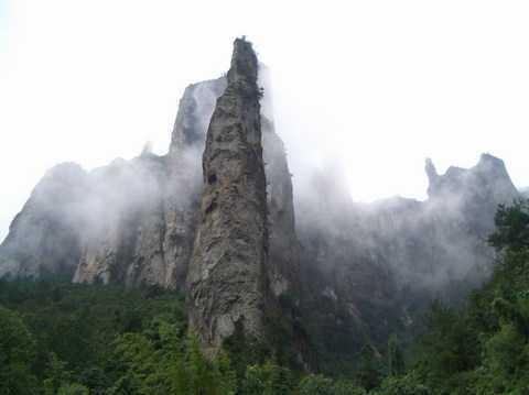 苏州到<安吉二日> 白茶谷-浙北大峡谷-江南天池温泉