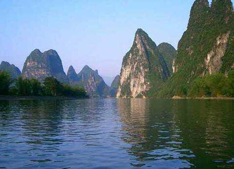 1月宁波出发到桂林、漓江风光、阳朔纯玩双飞4日游 T