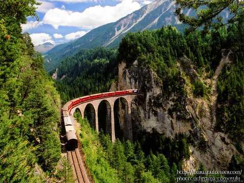 上海出发到瑞士+西班牙10日深度游-欧洲旅游要多少钱