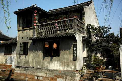 杭州出发【西塘一日游】<千年古镇,听小桥流水>