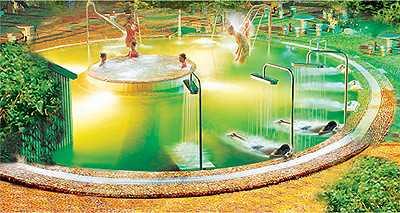 仙沐园温泉