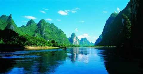 北京到广西桂林、大漓江、阳朔、独秀峰、龙脊梯田双卧6日旅游