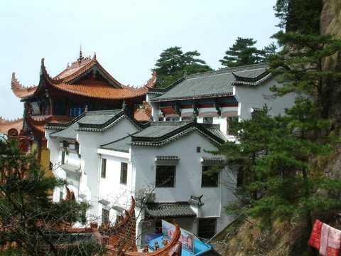 杭州朝山许愿九华山;感受千年佛国文化二日游周六