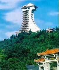 西安旅行团到广元剑门关 翠云廊 明月峡周末二日游 温泉篇