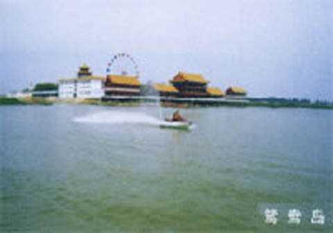 河北旅游路线:白洋淀泛舟赏荷、搞笑小嘎子生态休闲巴士2日旅游