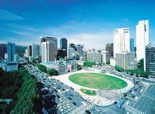 韩国半自助五日游