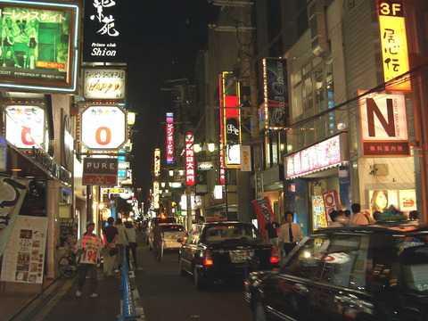 大阪、京都、白川乡、高山、箱根、东京六日游