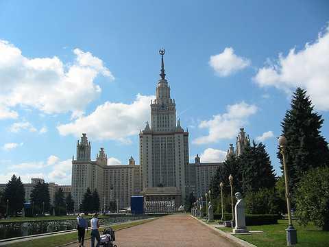 北京到俄罗斯旅游 北京-莫斯科-圣彼得堡超值8日