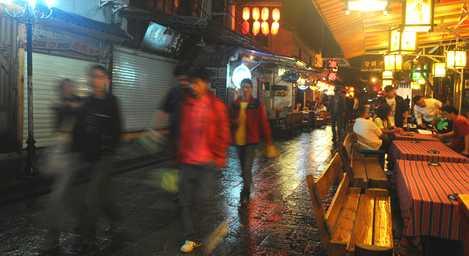 云南旅游景点:丽江、大理双廊双飞5日旅游