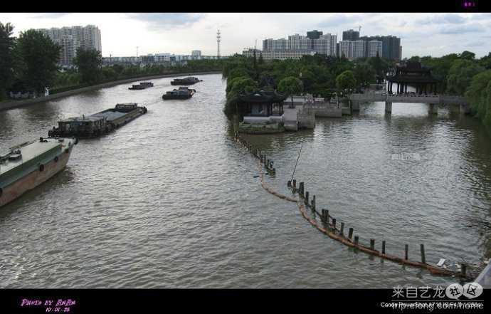 华东旅游团:三市苏杭沪、虎丘、留园乌镇、西溪湿地双卧5日旅游