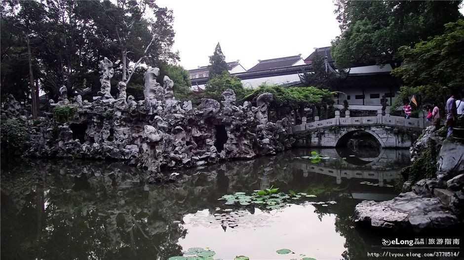 南京苏沪杭+周庄五日游