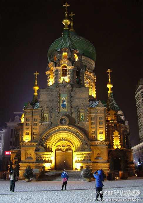 魅力之旅--长春、哈尔滨、亚布力四日游