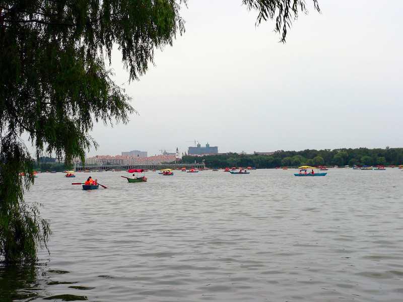 长春旅游 景点 长春南湖公园-长春南湖公园景点图片大全 长春南湖公园图片