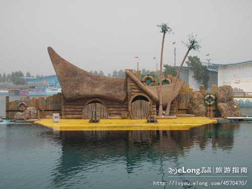 【郑州去河北旅游】南北戴河、渔岛、乐岛、野生动物园双卧五日