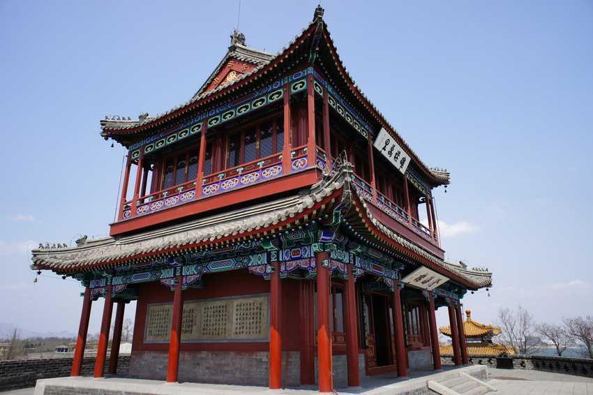 北京到北戴河 山海关 鸽子窝 碧螺塔吧 休闲火车两日游