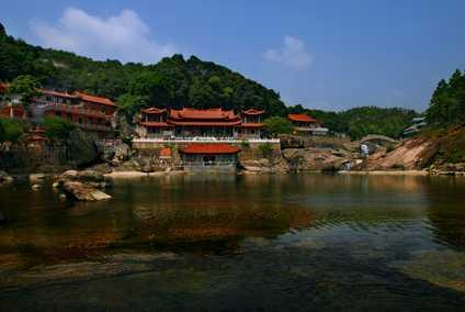 湄洲岛妈祖公园、仙游九鲤湖二日游