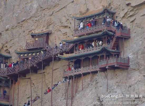 青岛旅行社推荐旅游线路  青岛出发到晋蒙走西口(品质升级团)双卧8日游