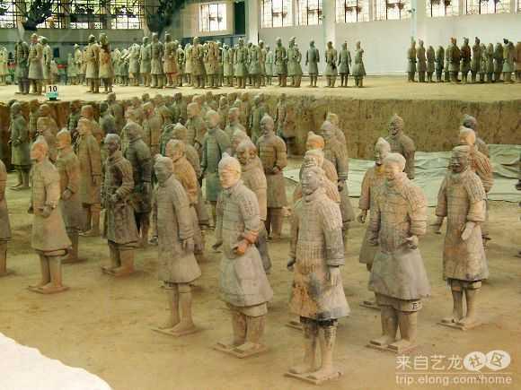 西安、临潼、华清池、秦陵地宫、兵马俑双卧五日游