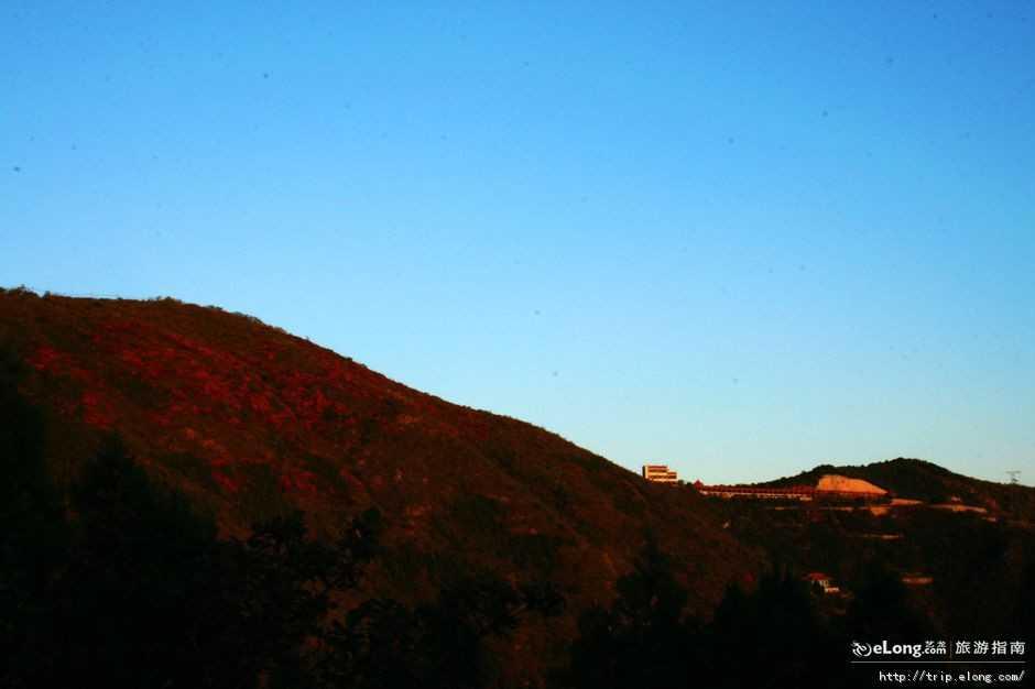 昌平旅游 北京到蟒山森林公园登山 银山塔林寻古汽车一日游