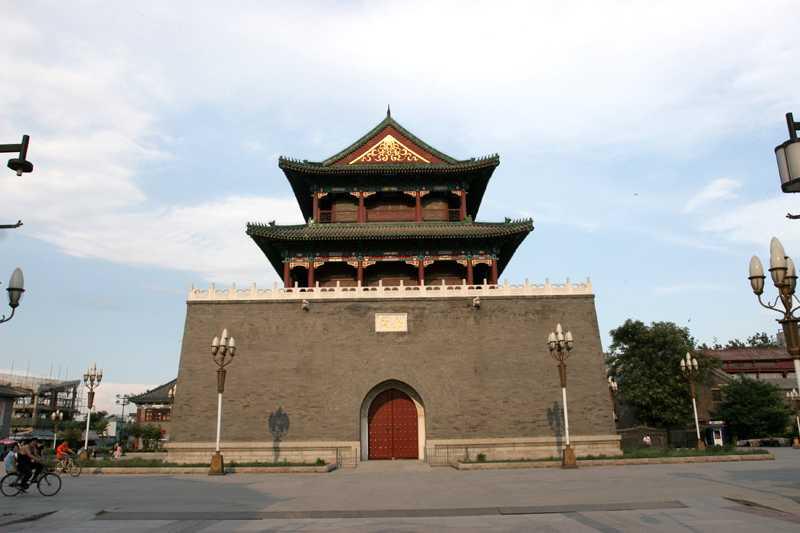 北京一日游纯玩恭王府、人民大会堂、天安门广场、人力黄包车