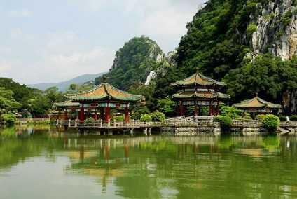 武汉到广州旅游 七星岩香江野生动物园、欢乐世界高铁4日游