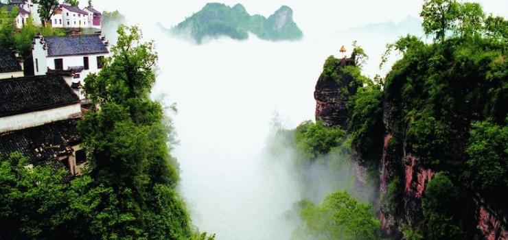 休闲体验暑期游:黄山到黟县(西递村)、道教圣地(齐云山)一日游