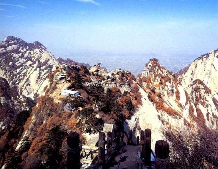 哈尔滨出发到西安、兵马俑、华清池、华山双卧七日游