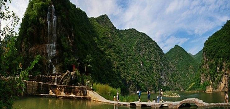 三门峡双龙湾两日游