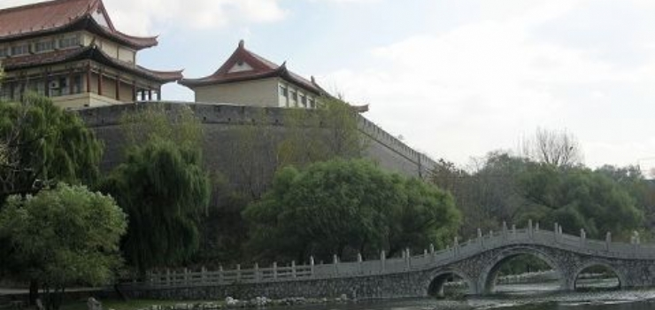 范公亭公园图片 范公亭公园 潍坊