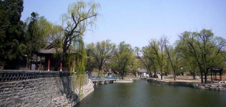 范公亭公园图片 范公亭公园 潍坊旅游