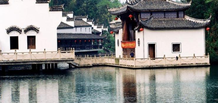 上海到武夷山九曲漂流、天游峰、虎啸岩、一线天登山双飞三日游