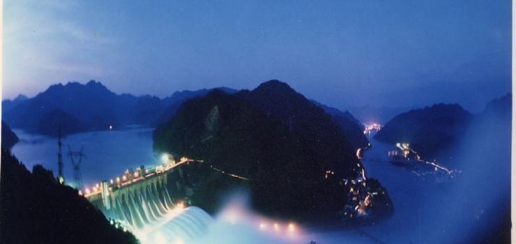 新安江水电站